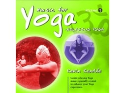 CD Kevin Kendle - Music For Yoga Volume 1: Relaxing Yoga