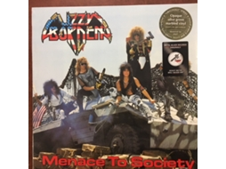 Vinil Lizzy Borden - Menace To Society