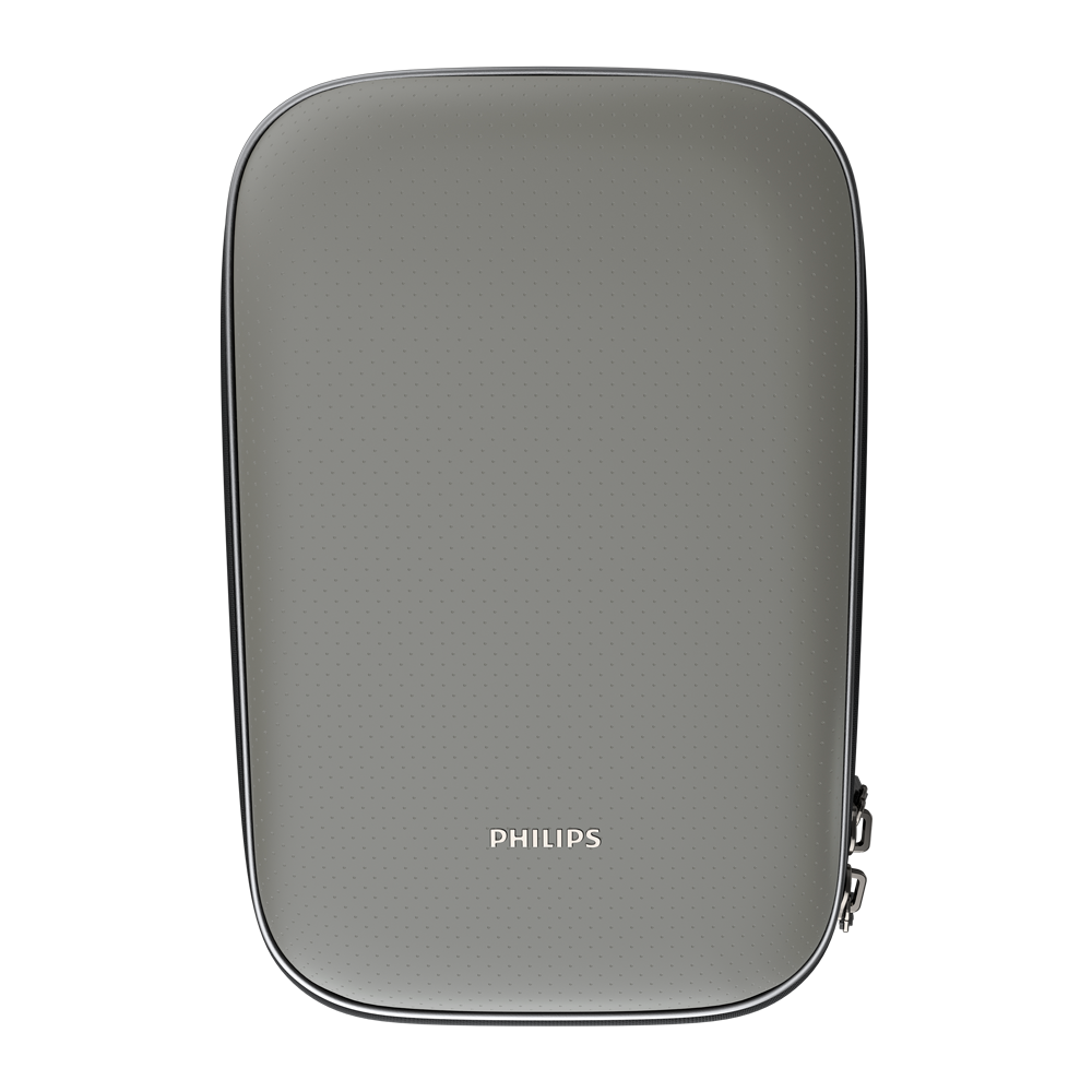 O conjunto é composto pela máquina de barbear Philips S9000 Prestige 2d652a21bf0d
