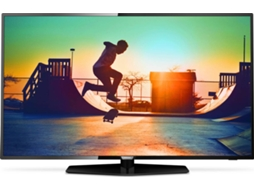 TV LED Ultra HD Smart TV 65'' PHILIPS 65PUS6162 PR — Ultra HD / 4K