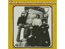 CD The Creation Factory - The Creation (1CDs)