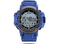 Smartwatch ZEBLAZE Muscle Azul — Bluetooth 4.0 | 550 mAh | Android e iOS