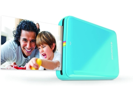 Impressora POLAROID Mobile Zip Azul — Bluetooth
