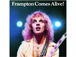 CD Peter Frampton - Frampton Comes Alive — Pop-Rock
