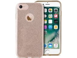 Capa PURO Shine iPhone 7 Gold — Compatibilidade: iPhone 7