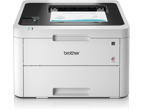 Impressora BROTHER HL-L3230CDW (Laser Cores - Velocidade ppm: 18)