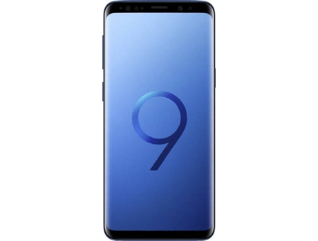 bfbc0cf829 Smartphone SAMSUNG Galaxy S9 (5.8'' - 4 GB - 64 GB - Azul) - WORTEN