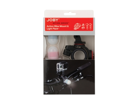 Bike e Light JOBY — Compatibilidade: Universal