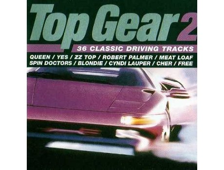 CD Top Gear 2