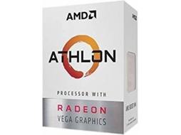Processador AMD Athlon 200GE (Socket AM4 - Dual-Core - 3.2 GHz) — 3.2 GHz |  AM4