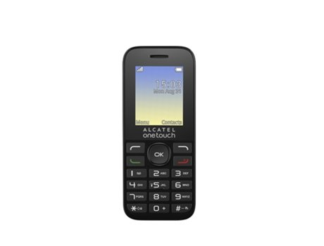ALCATEL One Touch 1016 Preto
