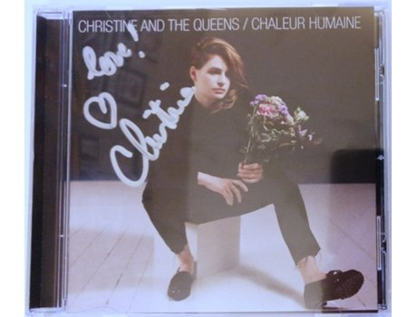 CD Christine And The Queens - Chaleur Humaine