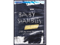 DVD Babyshambles - Up The Shambles - Live In Manchester