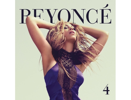 CD Beyonce 4 — Pop-Rock