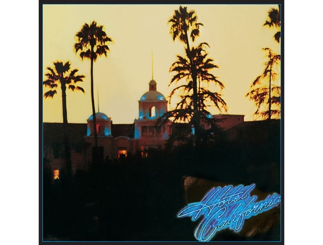 Vinil Eagles - Hotel California — Pop-Rock