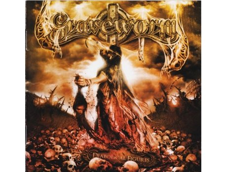 CD Graveworm - Diabolical Figures