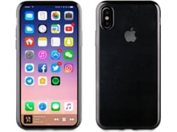 Capa MUVIT Life Marco iPhone X Preto — Compatibilidade: iPhone X