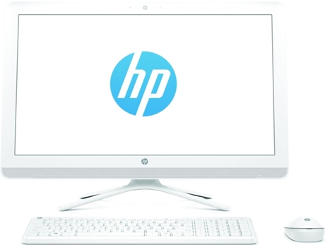 Desktop All-In-One 23.8'' HP 24-G000NP — Intel Core i3-6100U 2.3GHz / 4GB / 1TB