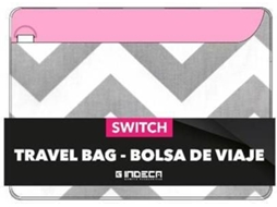 Bolsa de Viagem Nintendo Switch Rapariga INDECA — Nintendo Switch