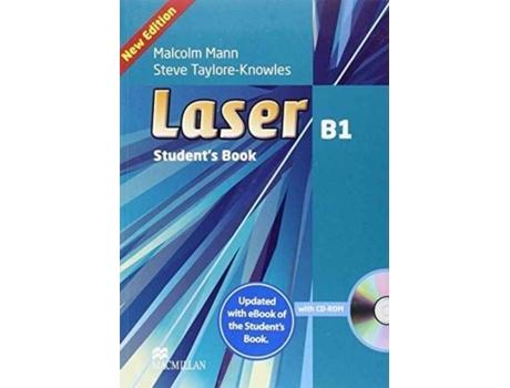 MACMILLAN - MACMILLAN Bloco Pedagógico Laser B1  (eBook) (Inglês)
