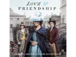 CD Vários - Love & Friendship (OST) — Banda Sonora