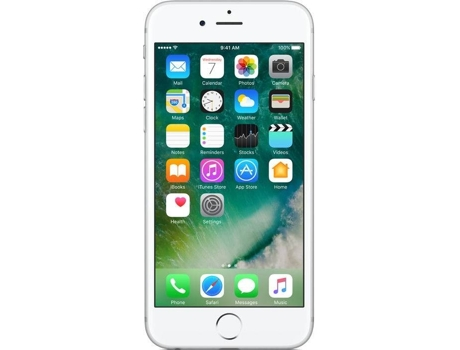 Smartphone APPLE iPhone 6s 32GB Prateado — iOS 10 / 4.5'' / A9