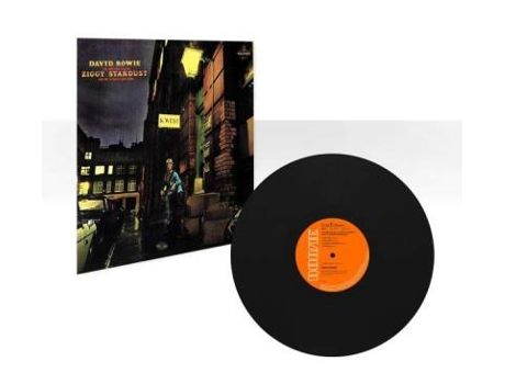 Vinil David Bowie - The Rise and Fall of Ziggy Stardust and the Spiders from Mars — Pop-Rock