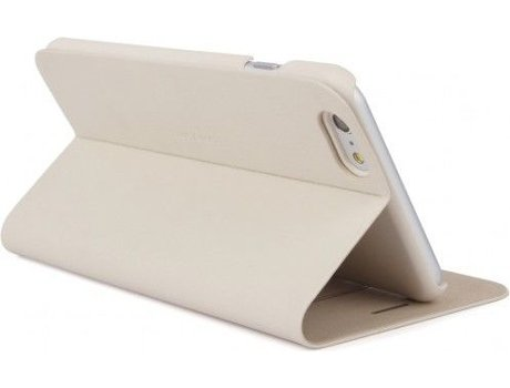 Capa Tucano Libro iPhone 6/6S Plus Ivory — Capa / iPhone 6/6S Plus