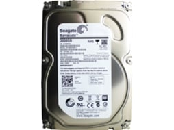 Disco Interno 3.5'' SEAGATE 3TB Barracuda ST3000DM001 — 3.5'' / 3 TB / SATA3 6 Gb/s