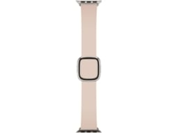 Bracelete APPLE 38mm Soft Pink Modern Buckle - Medium — Bracelete | 38 mm | Média