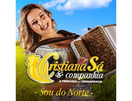 CD Cristiana Sá - Sou Do Norte — Popular