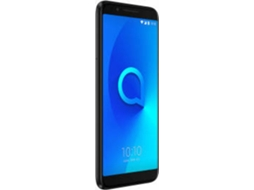 Smartphone ALCATEL 3L 16GB Preto — Android 8.0 | 5.5'' | Quad-Core | 2 GB RAM
