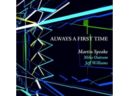 CD Martin Speake - Always A First Time