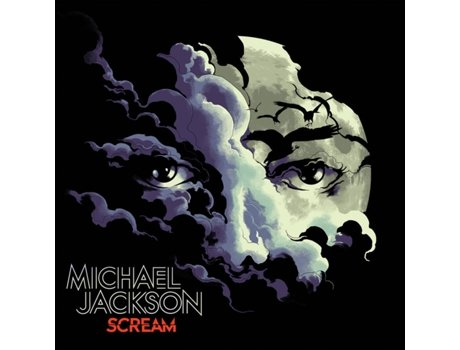 Vinil LP Michael Jackson - Scream — Pop-Rock