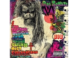 Vinil Rob Zombie - The Electric Warlock Acid Witch Satanic Orgy Celebration — Pop-Rock