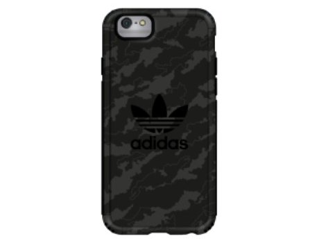 Capa ADIDAS Training iPhone 6, 6s Preto — Compatibilidade: iPhone 6, 6s
