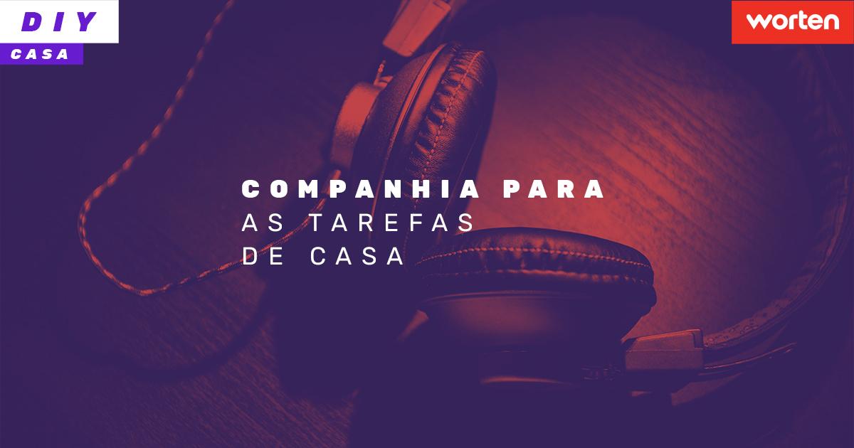Podcast para ouvir