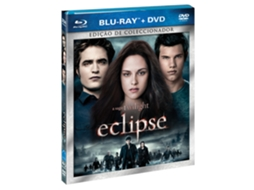 Blu-Ray+Dvd Saga Twilight:Eclipse Pack Combo — De: David Slade | Com: Kristen Stewart, Robert Pattinson, Taylor Lautner