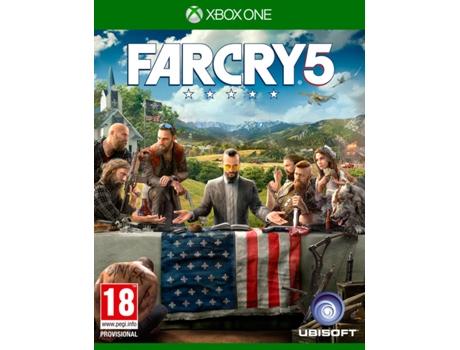 Jogo Xbox One Far Cry 5