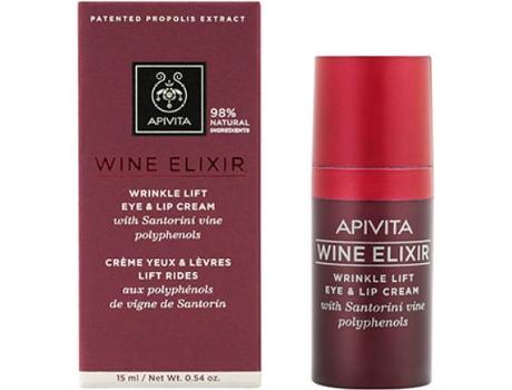 Creme Corporal APIVITA Wine Elixir (15 ml)