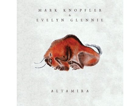 CD Mark Knopfler - Altamira — Pop-Rock