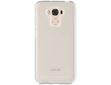 Capa MUVIT Crystal Soft Asus Zenfone 3 Max 5.5''Transparente — Compatibilidade: Asus Zenfone 3 Max 5.5''