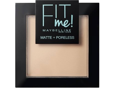 Pós Compactos Fit Me Maybelline - 115-ivory