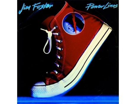 CD Jim Foster  - Power Lines