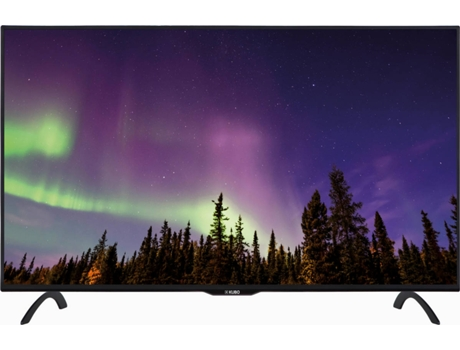 TV LED 43'' KUBO UHD Smart 4K WIFI — Ultra HD
