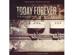 CD Today Forever - Profound Measures