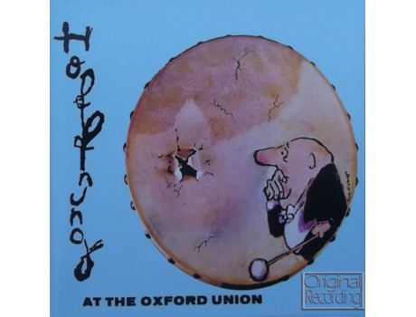 CD Gerard Hoffnung - Hoffnung At The Oxford Union