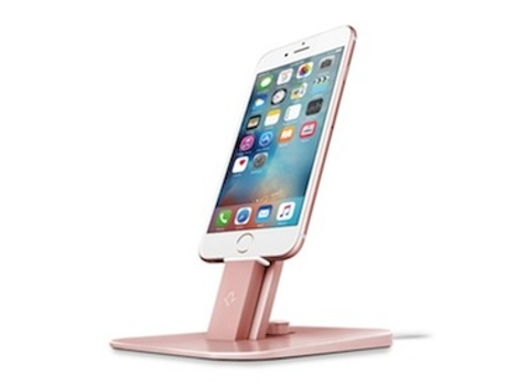 Suporte TWELVE SOUTH p/ iPhone Deluxe Rosa — Compatibilidade: iPhone