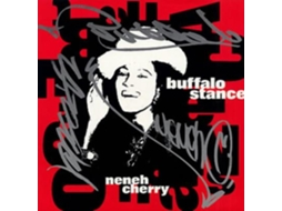 Neneh Cherry ?– Buffalo Stance / Kisses On The Wind — Pop-Rock