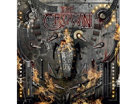 CD The Crown - Death Is Not Dead